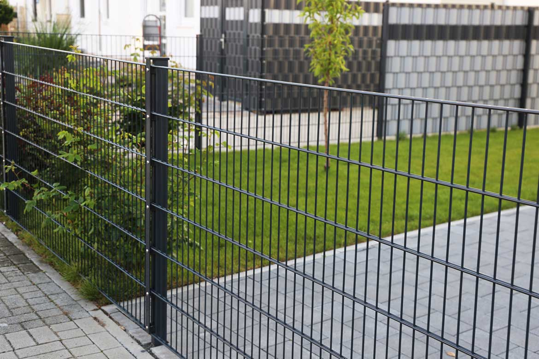 double panel çit
