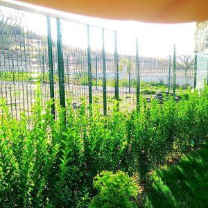 bahce çit çevirme