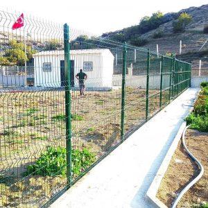 bahçe çit demir fiyatları