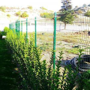 bahçe çit direkleri