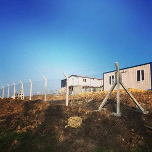 beton direkli örgü tel çit fiyatları