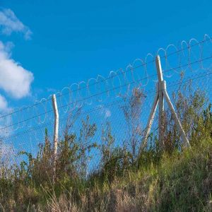 beton direkli tel çit birim fiyat