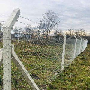 beton direkli tel çit fiyatları