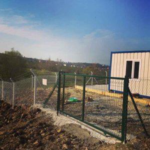 beton direkli tel çit metre fiyatı