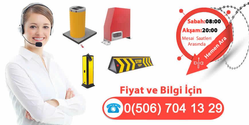 Otomatik Kapı Sistemleri - Bariyer Sistemleri - Güvenli Geçiş Sistemleri