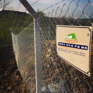tel çit için beton direk fiyatları