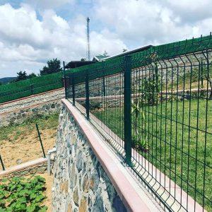 panel çit bahçe teli fiyatları