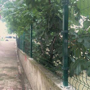 panel çit demiri