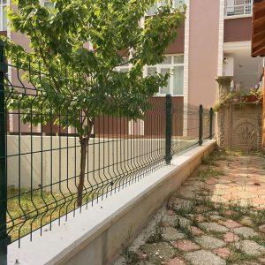 panel çit direği