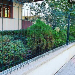 panel çit direk