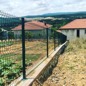 panel çit direk fiyatları