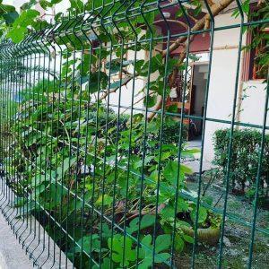 panel çit ölçüleri