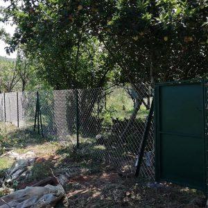 Tel Çit Bahçe Kapısı