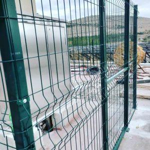 panel çit direk ölçüleri