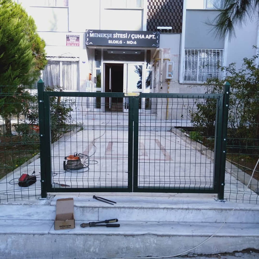 Panel Çit Kapı Modelleri