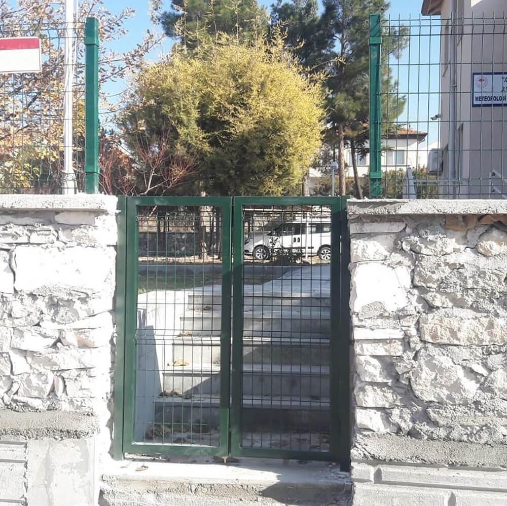 Panel Çit Kapı Ölçüleri