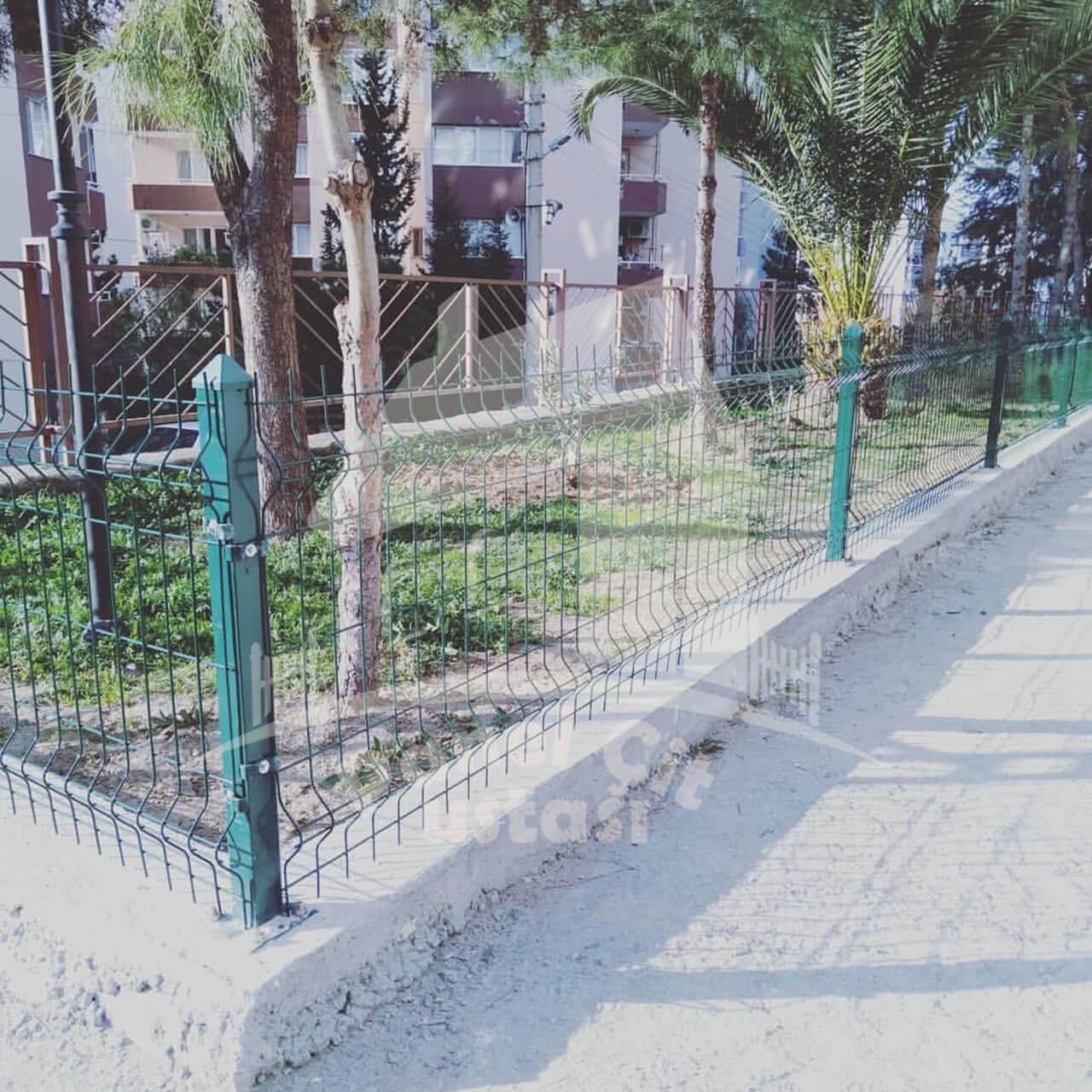 panel çit korkuluk yapılması birim fiyat