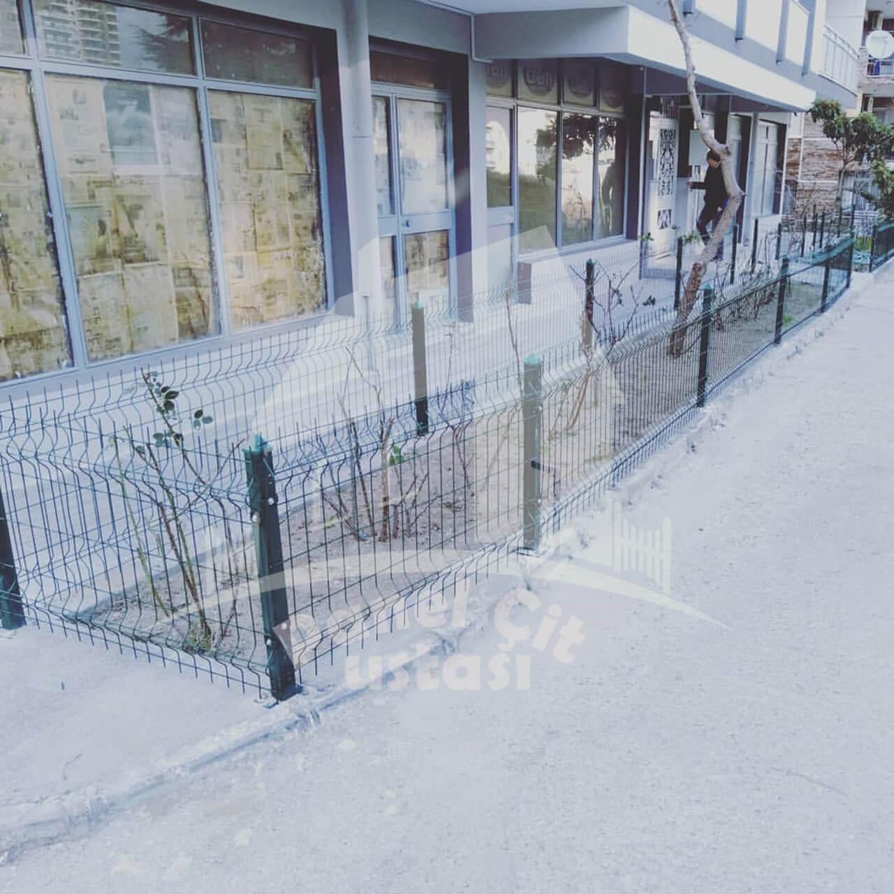 panel çit montaj fiyatları