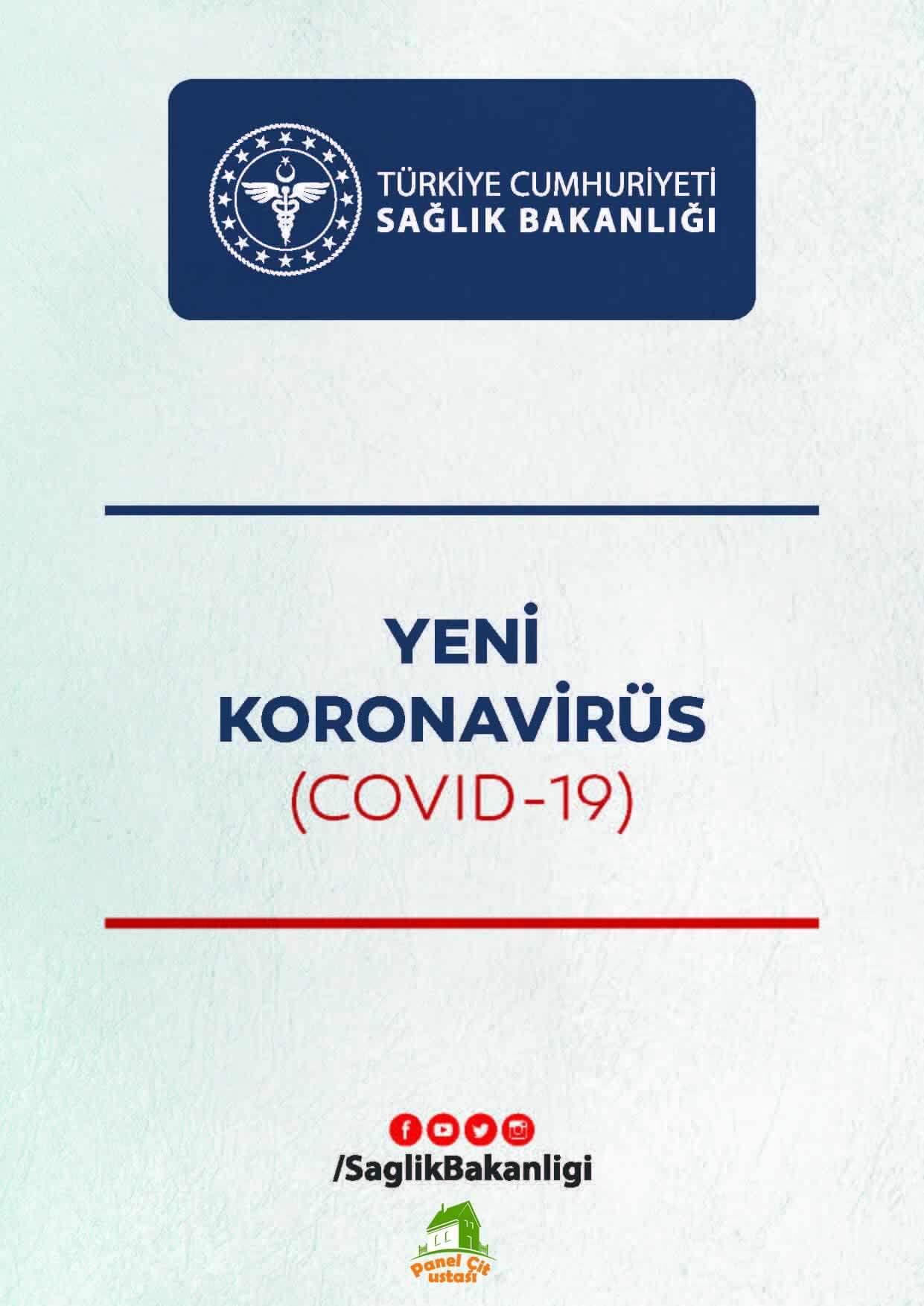 Yeni Koronavirüs(Covid-19)