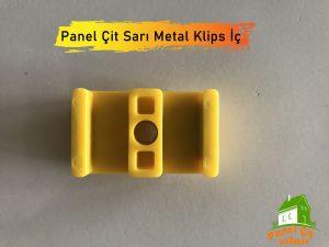 panel çit için plastik klips