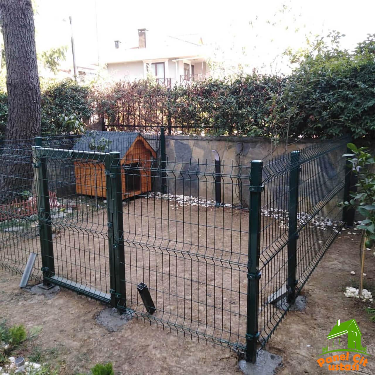 panel köpek çiti