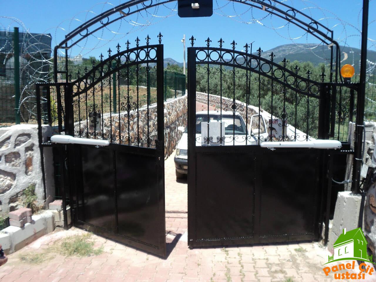 Kanatlı Kapı otomatiği