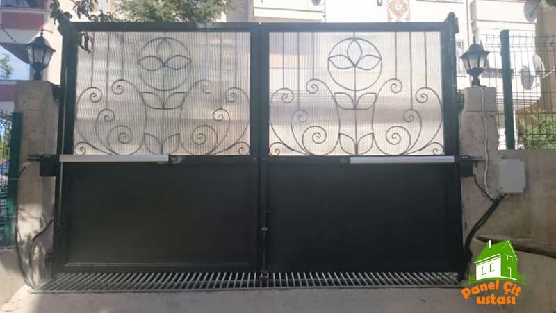 kanatlı otomatik kapı