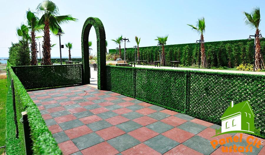 maltepe panel çit