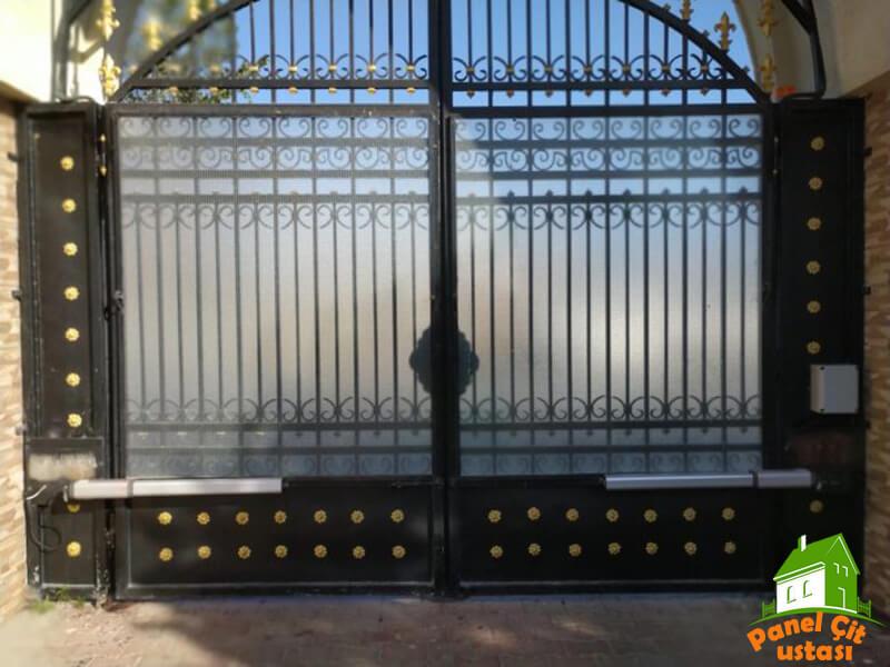 otomatik bahçe kapıları