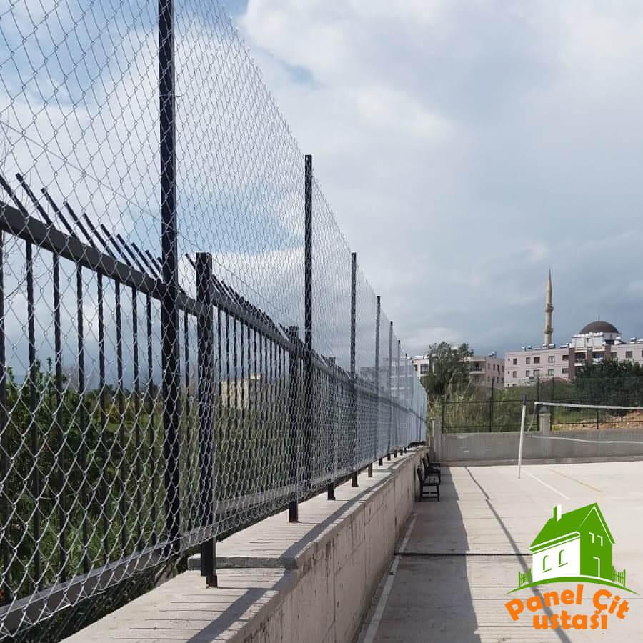 Tel örgü çit maltepe