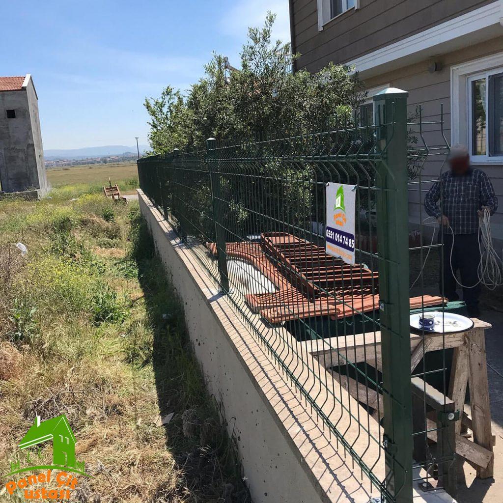 Bahçe Çit Tel Örgü Fiyatları