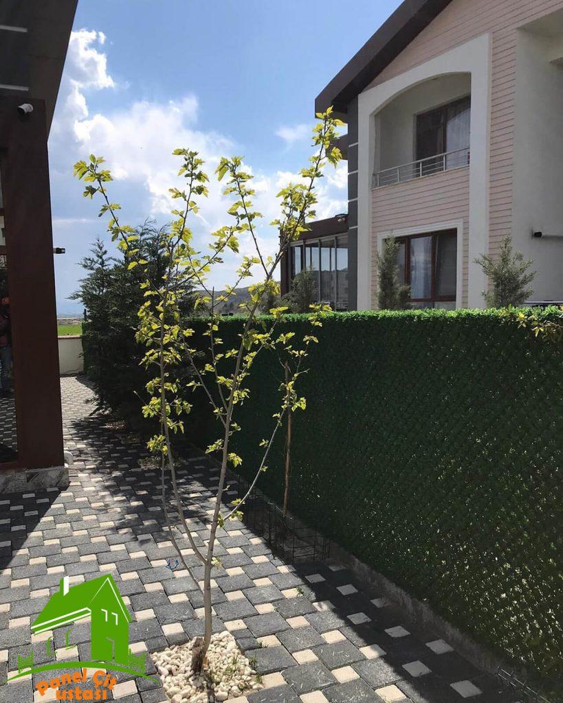 bahçe etrafı çitler