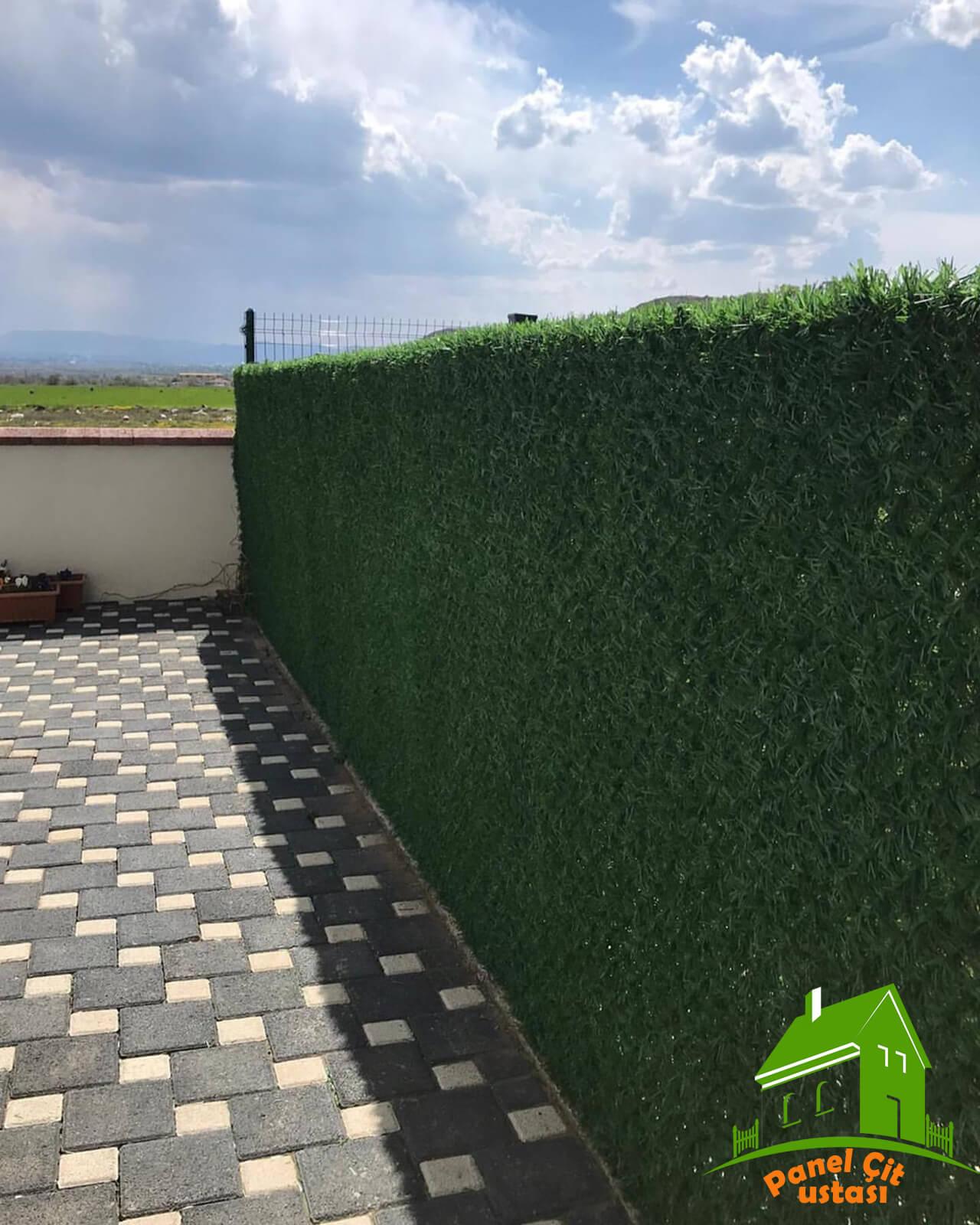 bahçe etrafına çit fiyatları