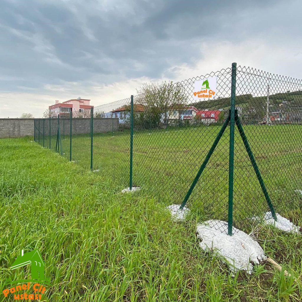 tel çit işçilik fiyatları