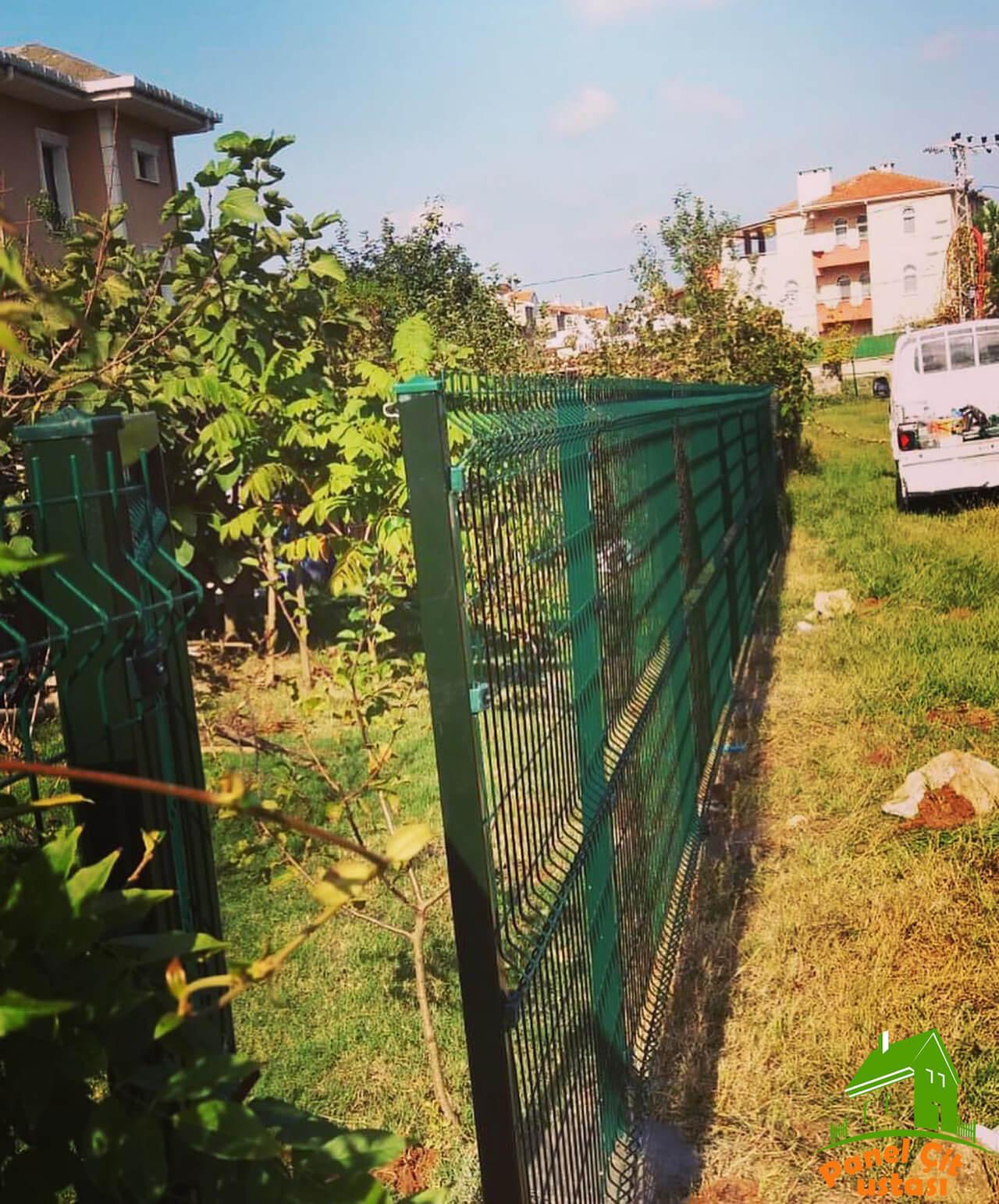 Bahçe Etrafı Çevirme