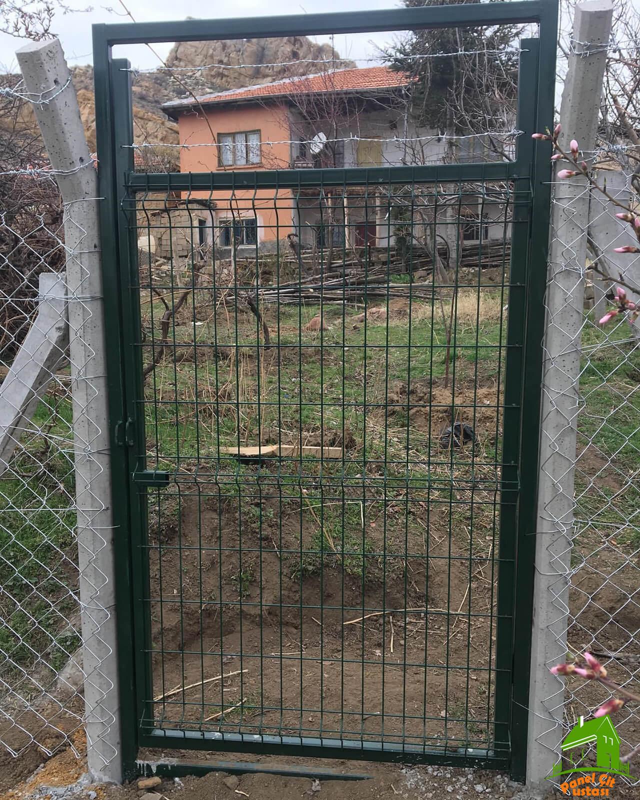 Bahçe Tel Çit