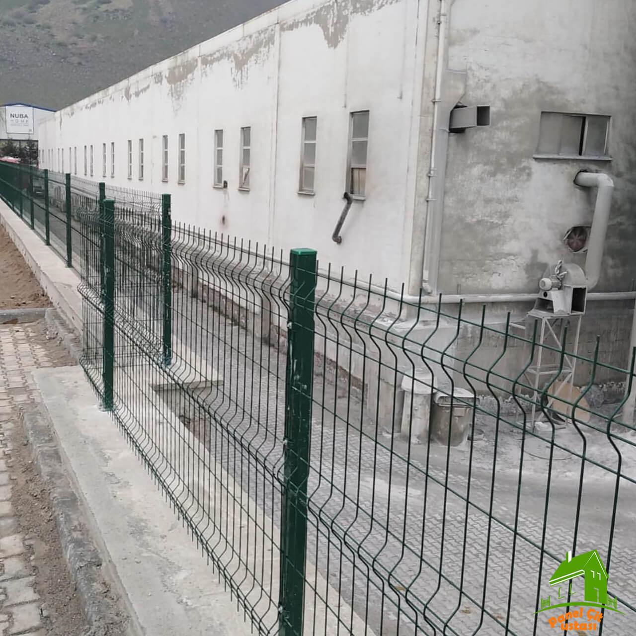 Duvar Üstü Çit Modelleri