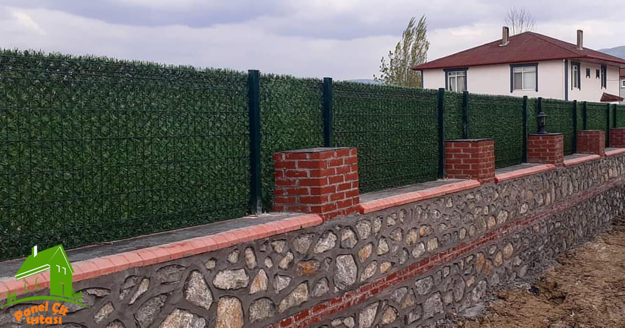 Duvar Üstü Panel Çit Fiyatları