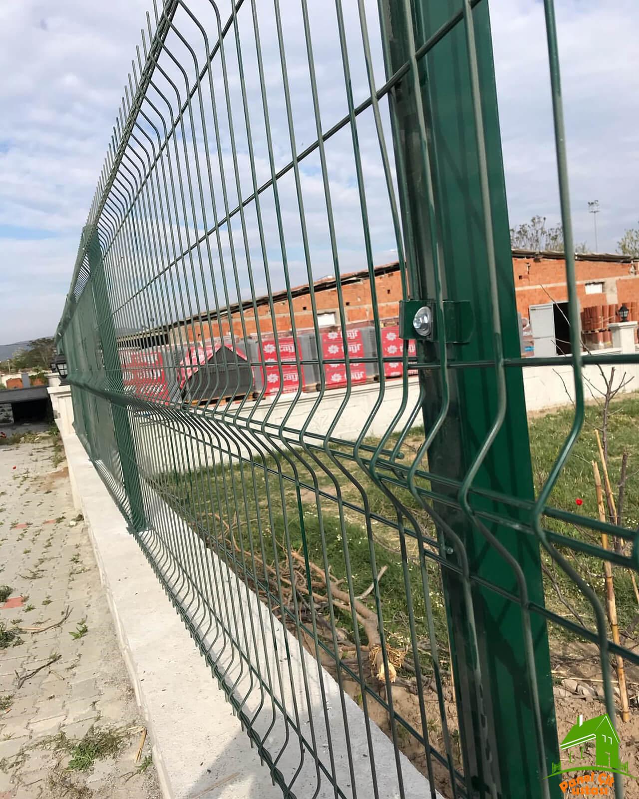 panel çit ebatları