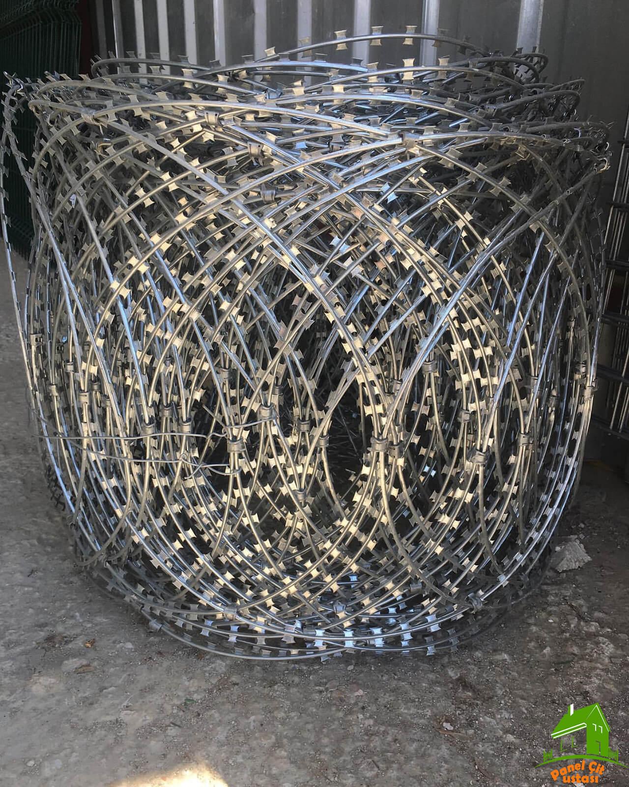 Jiletli Çit Teli Fiyatları